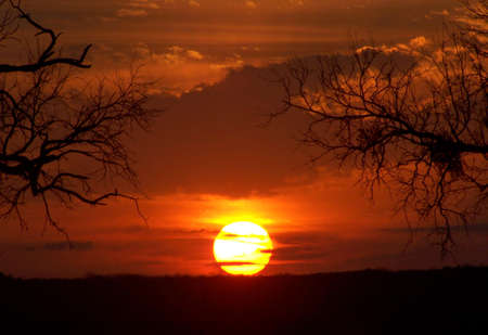 Schöne Skies Standard-Bild - 2236144