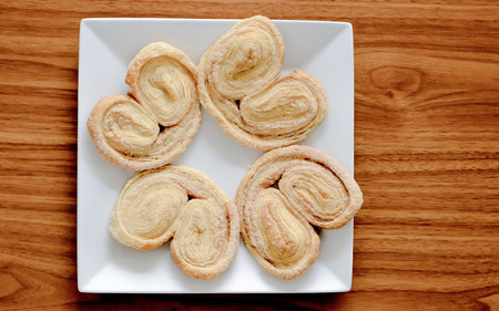 Colombian bakery products ready to eat
