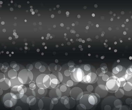 black and silver: black silver color bokeh night effect, beautifull background