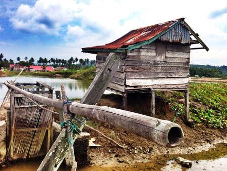 sulawesi: Small village in sulawesi tengah