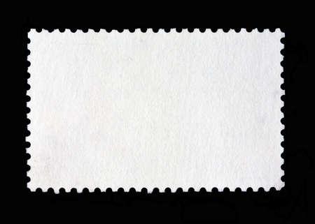 postage stamp: Blank postage stamp