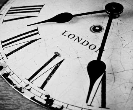 London time photo