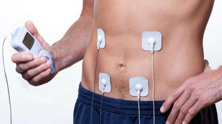 electro: Elektrische Muskelstimulation ems Training