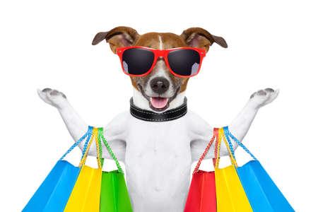 winkelen hond