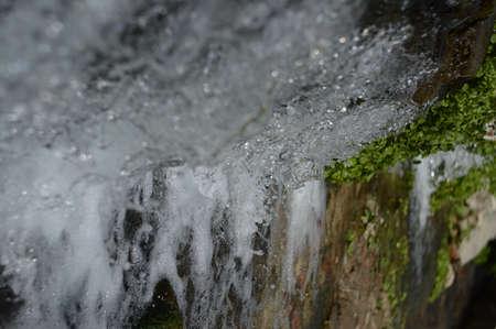 tiny: tiny waterfall