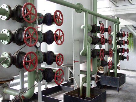 valve, factory
