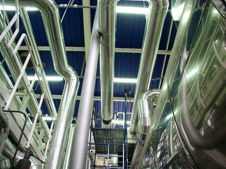 pipeline, factory