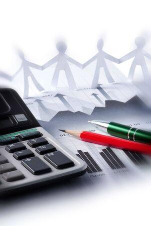 Stock market for investor analysis