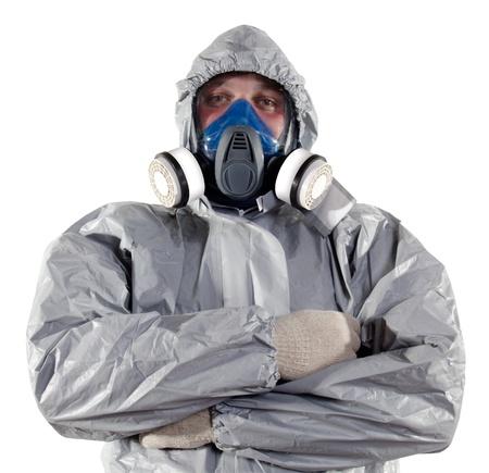 пыль: Борьба с вредителями рабочий, носить маски помощь истребить крыс и других паразитов