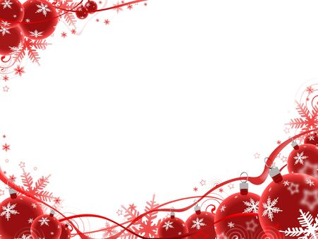 Christmas background for your design  photo
