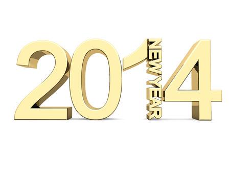 Golden numbers 2014