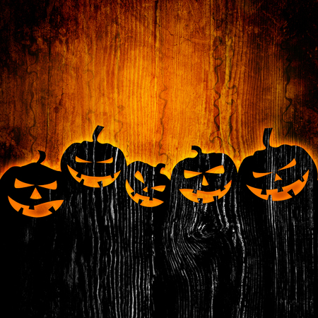 Halloween background for your design. photo