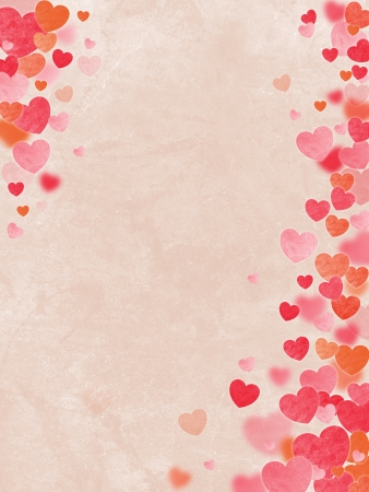 Valentines Day background. Power of Love photo