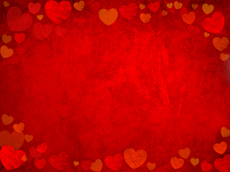 Valentines Day background. Power of Love