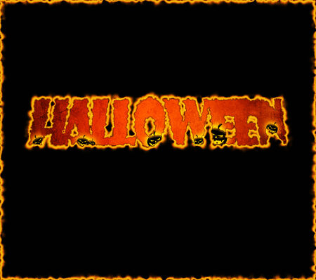 stink: Halloween background for your design.