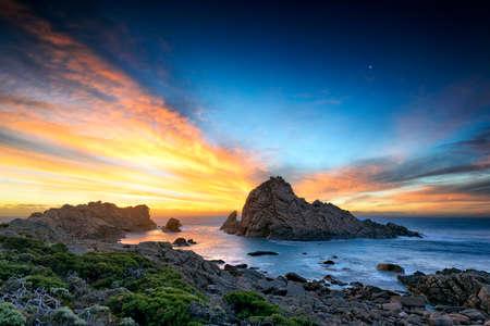 western australia: Sugarloaf Rock, Donsborough, Western Australia