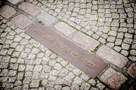 On the Trail of the Berlin Wall