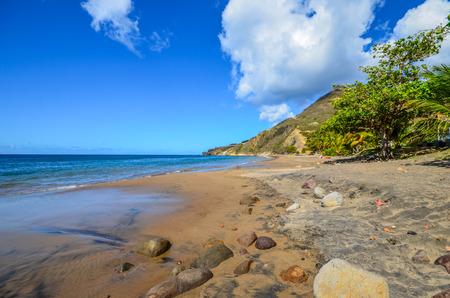 Caribbean Martinique seaside