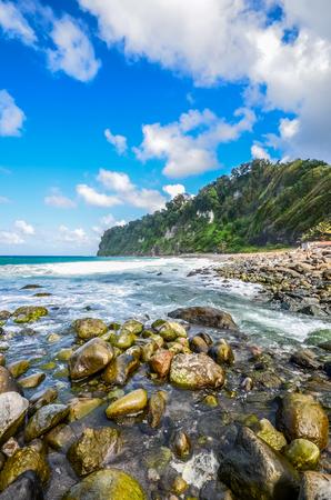 Caribbean Martinique wild seaside