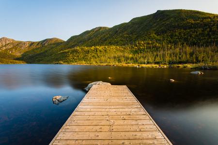 Gaspesie national park - American lake