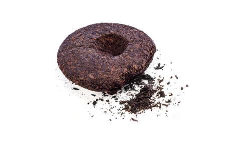 pu: puerh tea