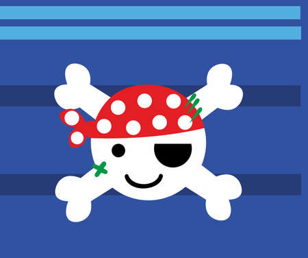 roger: Pirate baby