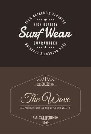 apparel: Vintage Tshirt Design for apparel Illustration