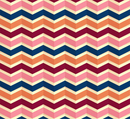 subconscious therapeutic tornado: Geometrical Seamless Pattern Design Illustration