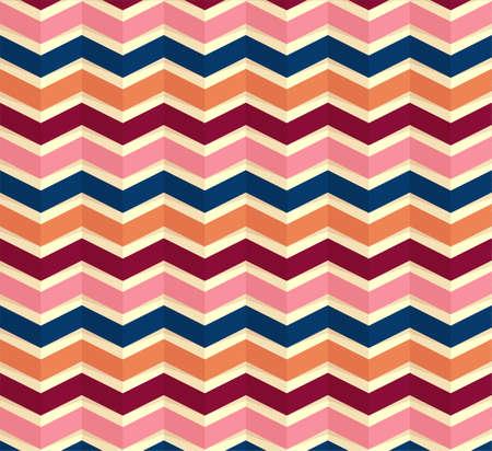 Geometrical Seamless Pattern Design Illustration