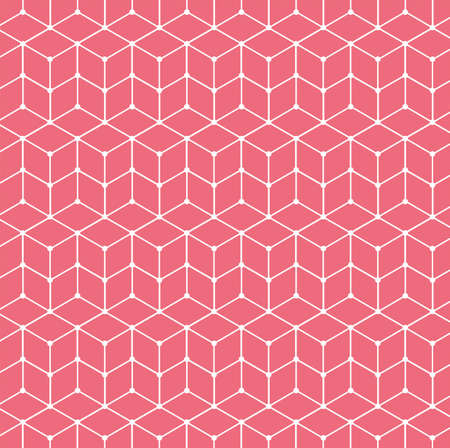 extra sensory perception: Geometrical Seamless Pattern Design Illustration