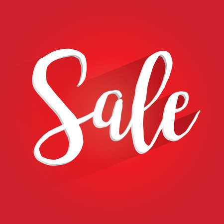 big sale: Big Sale Lettering Design