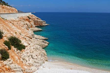 Kas in Antalya, Turkey.