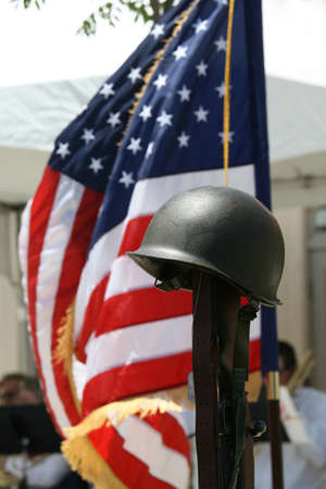 United States memorial day photography . photo