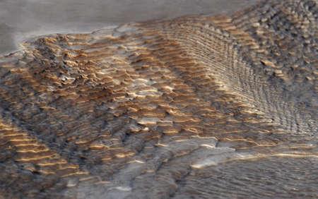 ondas de agua: Las ondas de agua s�lidos textura efecto.