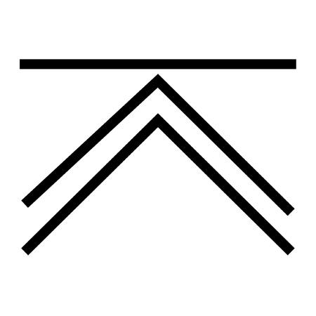 Upload arrow