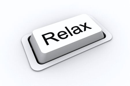 indispensable: The button to take a moment to relax. Indispensable.