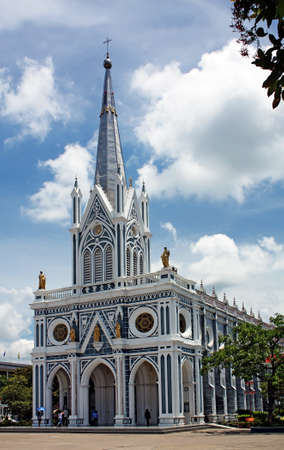 amphawa: Christ church near Amphawa and Bangkok,Thailand #2