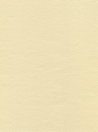 High resolution beige leather texture - very detailed and real... Stock Photo - 3271441