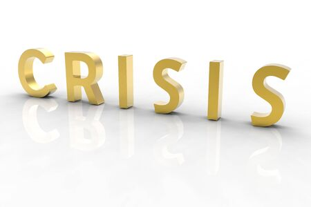 3d rendered golden text on a white background. 6000x4000 pixels. Stock Photo - 4677020