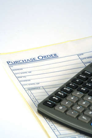 orden de compra: Orden de Compra recepci�n y calculadora