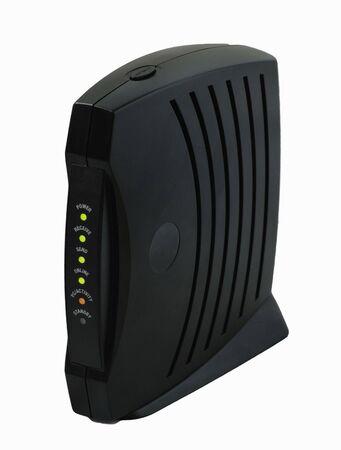 recieve: Broadband Cable Modem