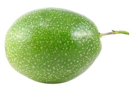 Fruit of Passion  Passiflora edulis   Stock Photo