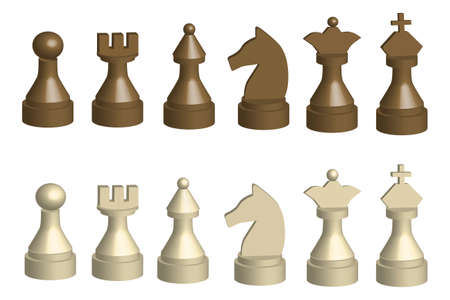 Chess - illustration