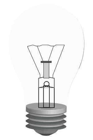Light Bulb  - illustration