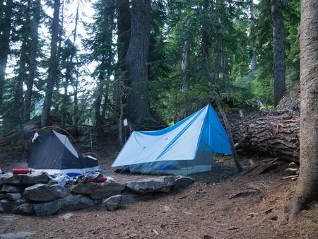 Remote Wilderness Camp