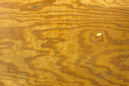 This is a closeup photograph of a Wood grain pattern background Stock Photo