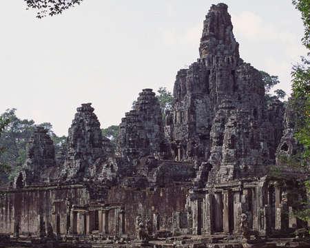 Angkor Wat Cambodia Temple 版權商用圖片
