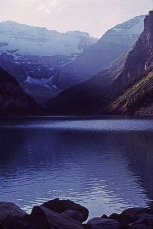 louise: Lake Louise on 11th of September 2001
