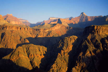 hills in the Grand Canyon Banco de Imagens