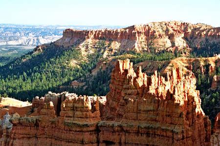 bryce canyon mountains